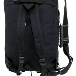 M-Wave Amsterdam Triple Deluxe Pannier - Back pack Black