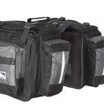 M-Wave Amsterdam Triple Deluxe Pannier - Back pack Black