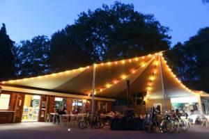 Amsterdam, cycling, camping, holiday, travel