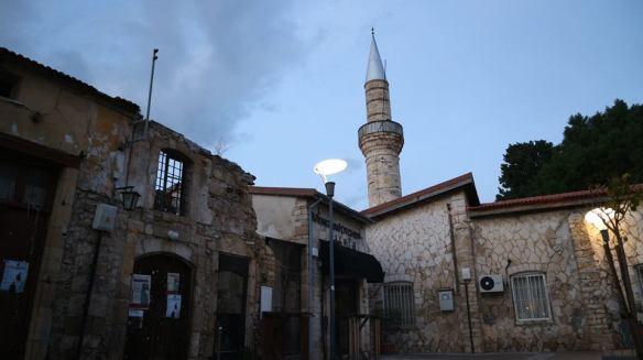 Stewart Innes 20190100 Cyprus Limassol old town street mosque fb