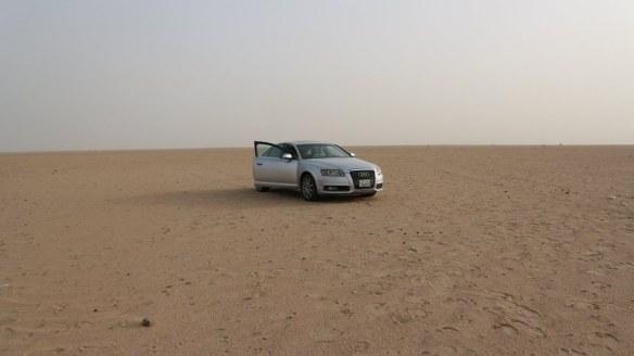 Stewart Innes 20190100 Kuwait Bahrah search for ancient city Audi fb