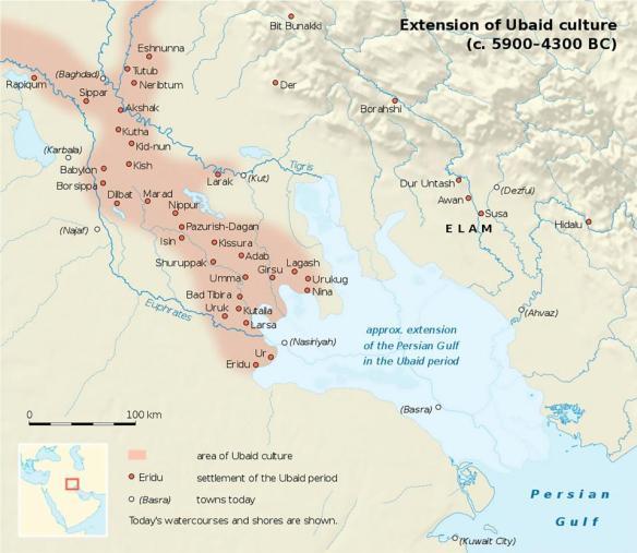 Stewart Innes 7500 year old city kuwait 2