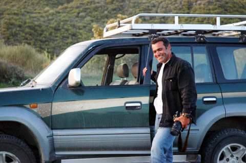Stewart Innes Anzak Turkey Toyota Prado