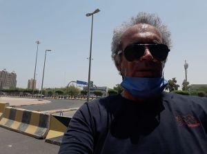 Stewart Innes Kuwait lockdown
