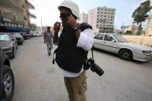 Stewart Innes Tyre South lebanon bombardment