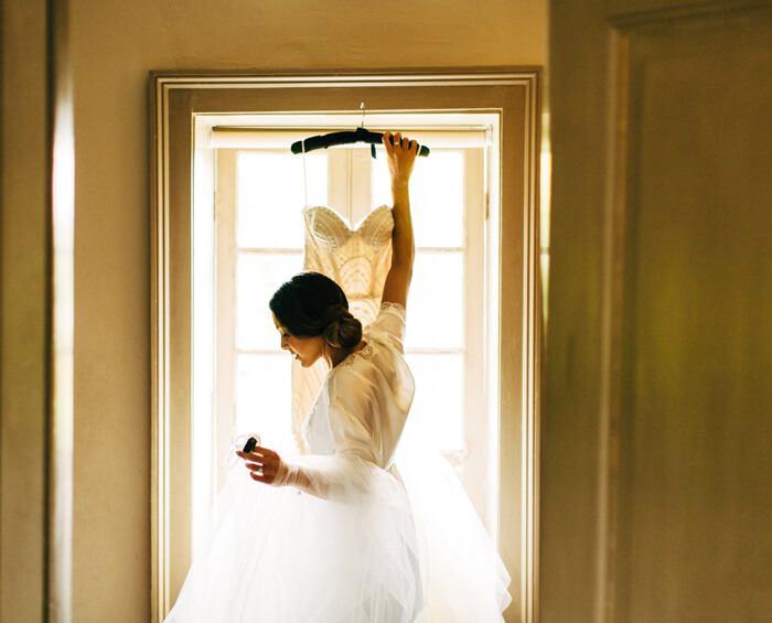 Jewish wedding craig braybrook wedding gown