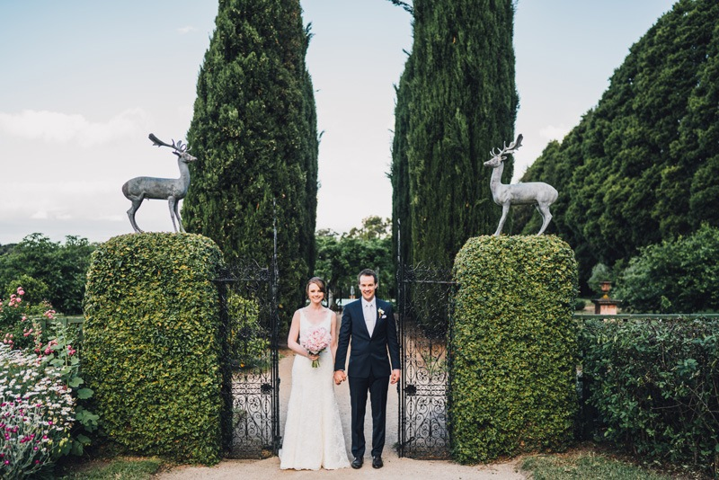 COOMBE YARRA VALLEY MELBA ESTATE WEDDING