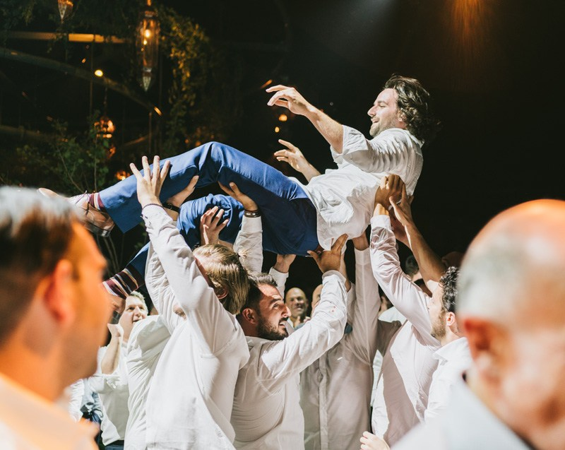 melbourne jewish wedding hora
