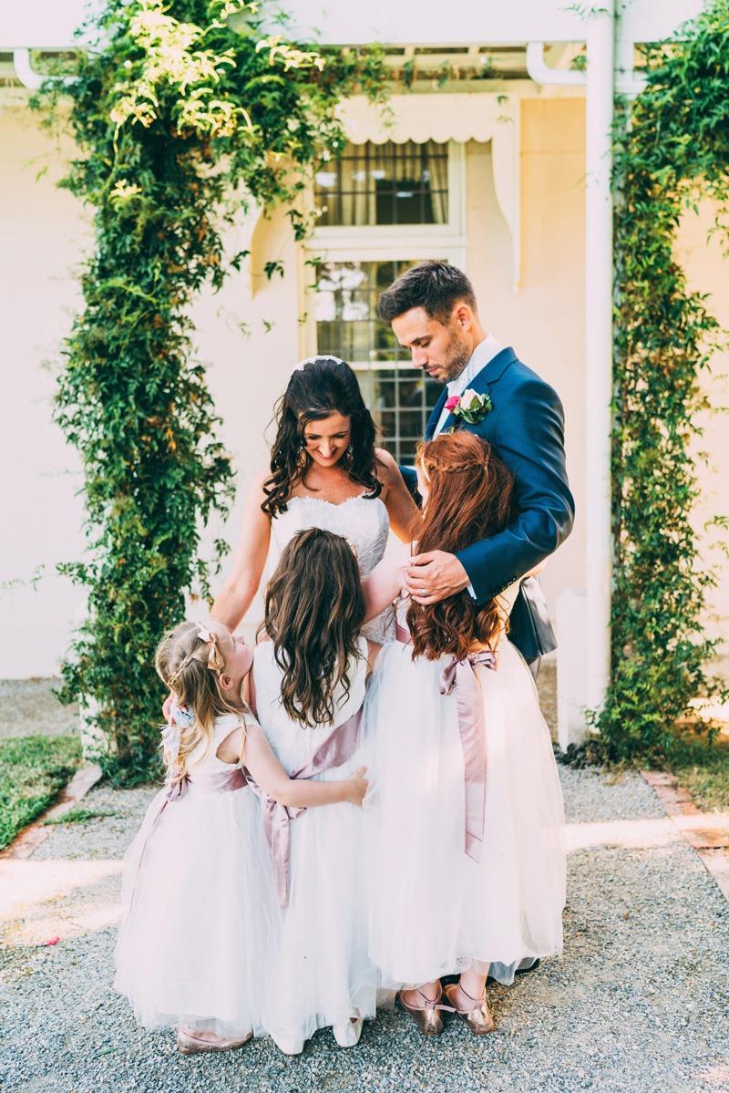 Yarra Valley Wedding Coombe Estate