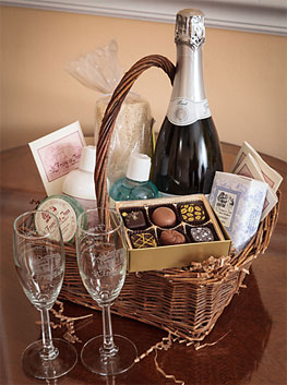 Gift Baskets and Ala Carte Extras