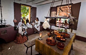 Colonial Quarter exhibit