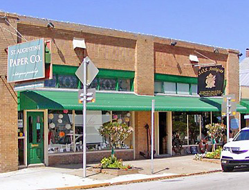 Unique shops in San Marco District