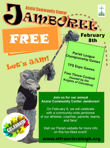 Annual Community Center Jamboree