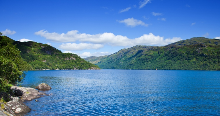 Book an STGA Tourist Guide for Loch Lomond