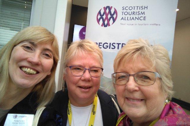 Scottish Tourism Alliance / Scottish Thistle Awards | Stga