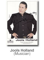 Jools Holland - Musician
