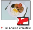 Bunting Full English Breakfast