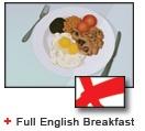 Bunting Full English Breakfast
