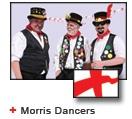 Bunting English Morris Dancers