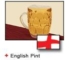 Bunting English Pint