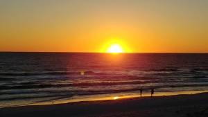 What feeds you, spiritually? Seeing God's work in a sunset