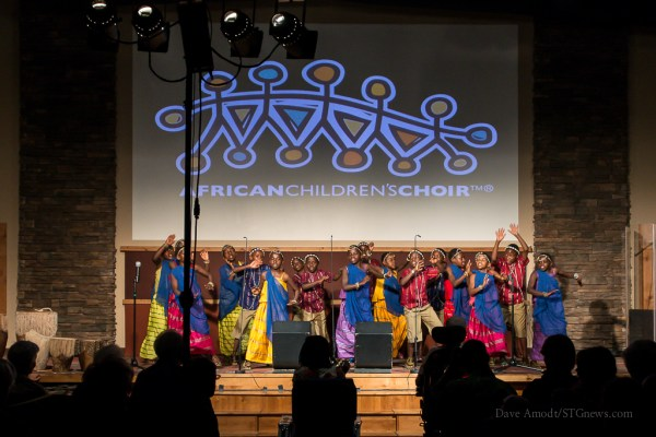African Children's Choir brings together cultures ...