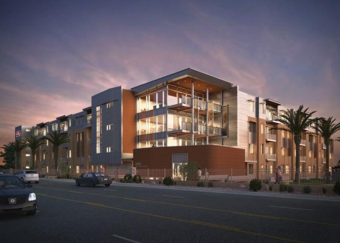 Student Housing Complex