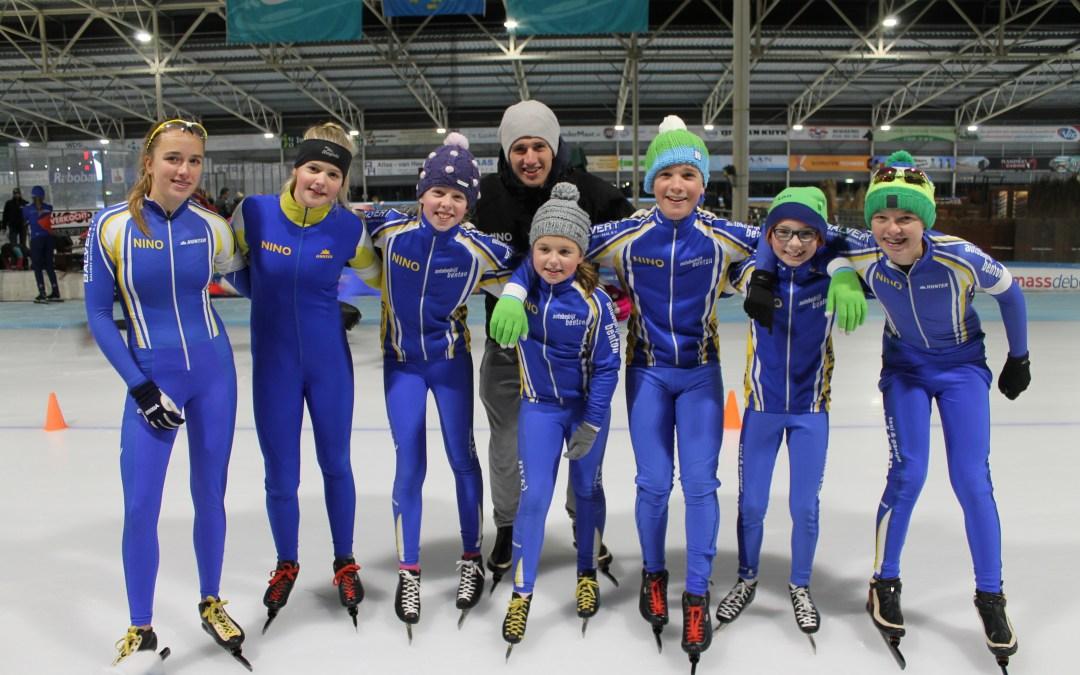 De schaatsjongens van Bontekoe