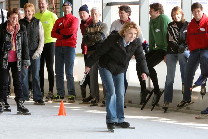NINO schaatsclinic