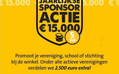 Sponsor acties
