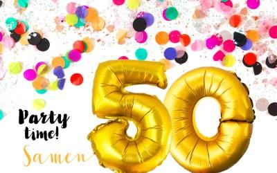 50 jaar oud