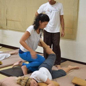 thai massage workshop