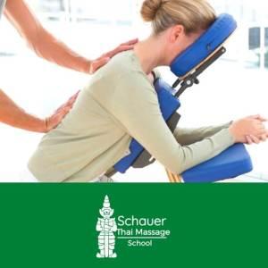 Thai Stuhl Massage Ausbildung