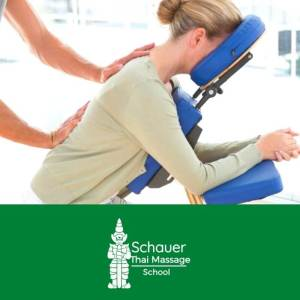 thai chair massage course