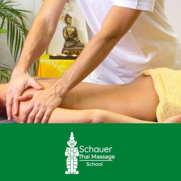 thai aromatherapie massage Kurs