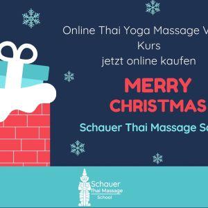 Online Thai Yoga Massage Kurs