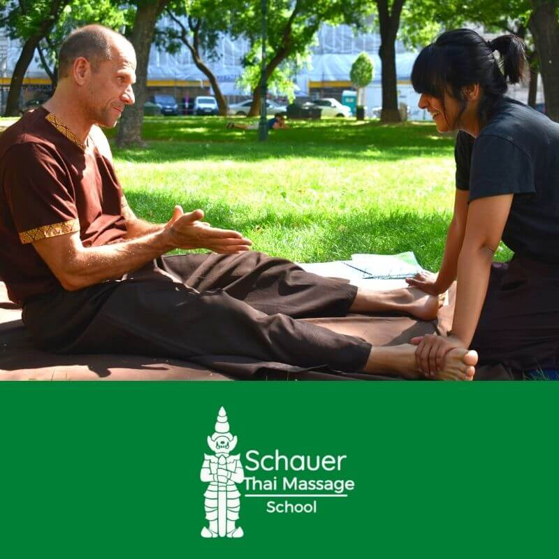 Thai Massage Registration form