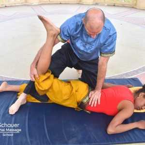 Thai Massage Teacher Training
