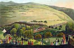 Napoleon's funeral, St Helena Island