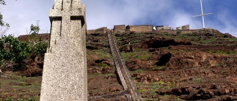 Jacob's Ladder, St Helena Island