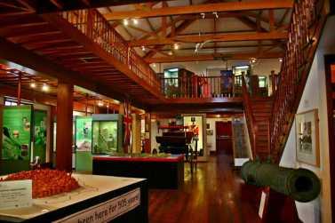 Museum of St Helena, St Helena Island