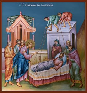 Healing of the Paralytic in Capernaum