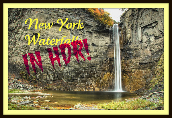 Click Here to see the New York Waterfalls in HDR Photo Essay.
