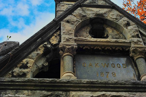 The Oakwood Cemetery was the subject of a location shoot for my Meetup group, the Syracuse Photographers Association.