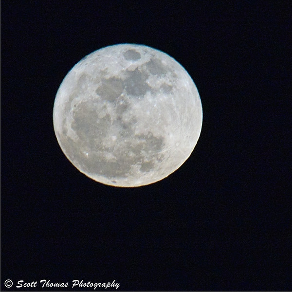The Super Moon of March 19, 2011.