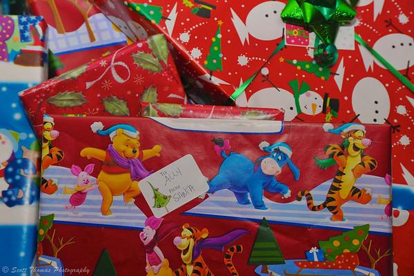 To Ally, From Santa