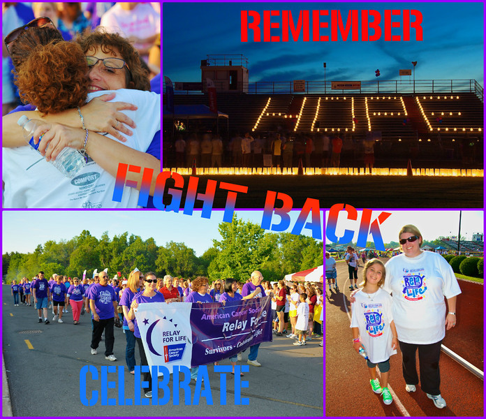 Celebrate, Remember and Fight Back at Baldwinsville's Relay for Life event in Baldwinsville, New York.