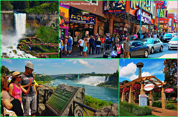Fun things to do in Niagara Falls, Ontario, Canada.