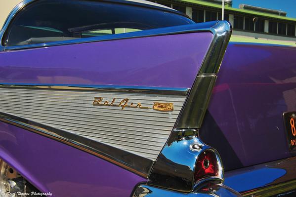 Purple Chevy