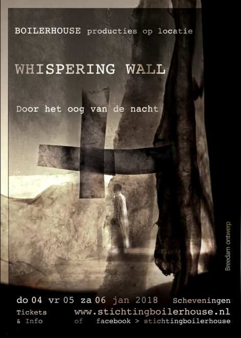 Poster Whispering Wall 20 cm